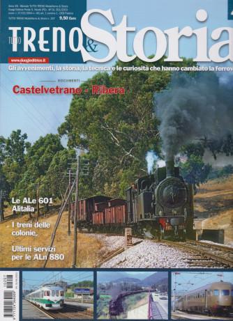 Tutto Treno &  Storia - n. 207 - mensile -aprile  2021