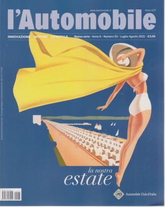 L'Automobile - n. 53 - luglio - agosto 2021 - nuova serie