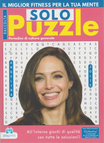 Raccolta Solo puzzle -    n. 69 -29/7/2021 - bimestrale