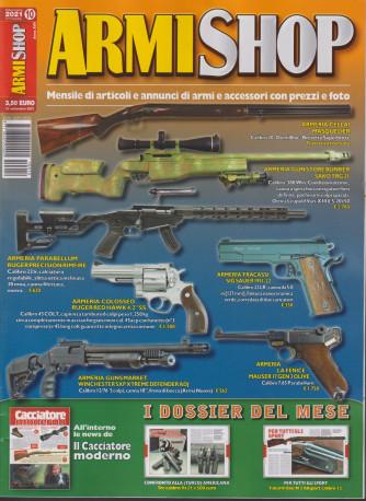 Armi Shop - Annunci Armi - n. 10 - mensile - ottobre 2021