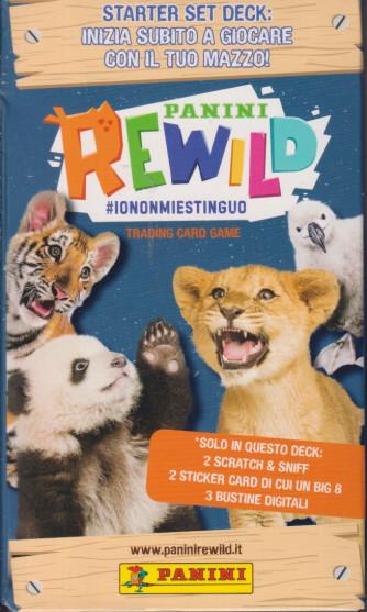 Mazzo di carte Rewild - °iononmiestinguo - n. 22/2021