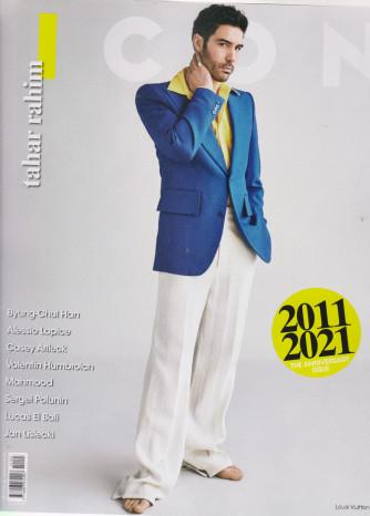 Icon - n. 66 -maggio 2021 - mensile -anniversario 2011 - 2021