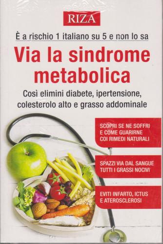 Alimentazione naturale - n. 63 - Via la sindrome metabolica - gennaio 2021 -