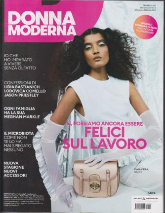 Donna moderna - n. 14- 18 marzo  2021- settimanale