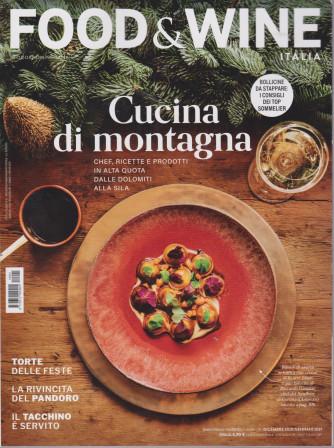 Food & Wine Italia - n. 1 - bimestrale -dicembre - gennaio 2021