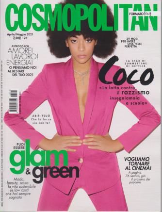 Cosmopolitan   pocket- n. 5 - aprile - maggio  2021 - mensile