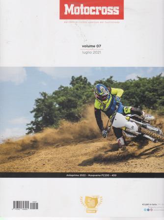 Motocross - n. 7 - 1/7/2021 - mensile