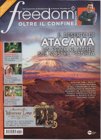 Freedom Magazine - Oltre il confine - n.20  - mensile - ottobre   2021