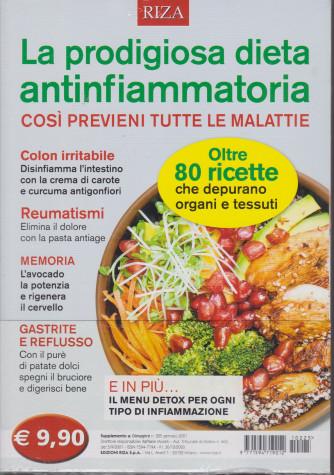 Dimagrire - La prodigiosa dieta antinfiammatoria - n. 225 -gennaio 2021