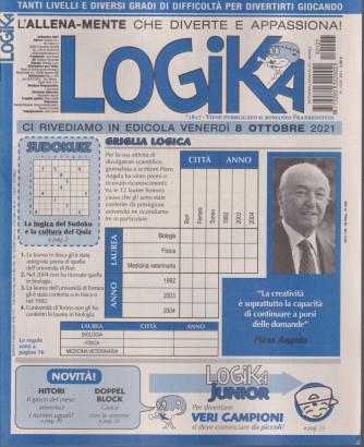 Logika - n. 127 - settembre 2021 - mensile -