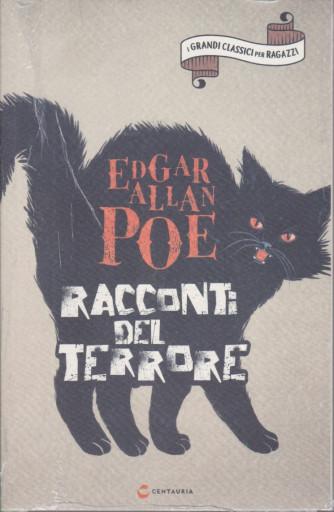 I grandi classici per ragazzi -Edgar Allan Poe - Racconti del terrore -  n. 43  -18/2/2021- settimanale