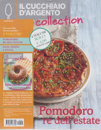 Il cucchiaio d'argento collection - n. 19 - Pomodoro re dell'estate + Pane, panini e snack - 2 volumi - - 2 riviste