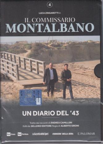 Il commissario Montalbano -Un diario del '43 - n. 4-