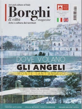 I Borghi & città Magazine - n. 57 - gennaio 2021