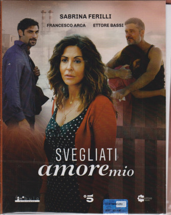 Svegliati amore mio - Serie completa + booklet - 23 aprile 2021 - include 3 puntate