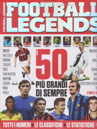 Bbc History Speciale - Football legends  - n. 19 - bimestrale -luglio - agosto 2021