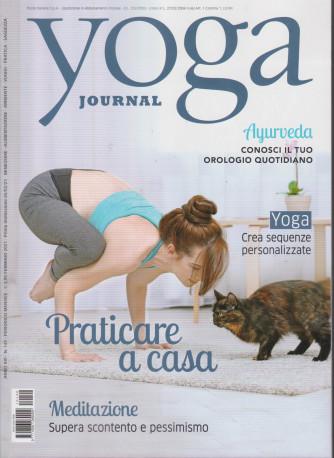 Yoga Journal - n. 149 - mensile -febbraio 2021
