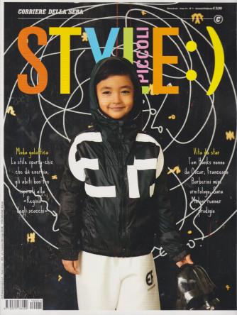 Style Piccoli - n. 1 - bimestrale - gennaio - febbraio 2021