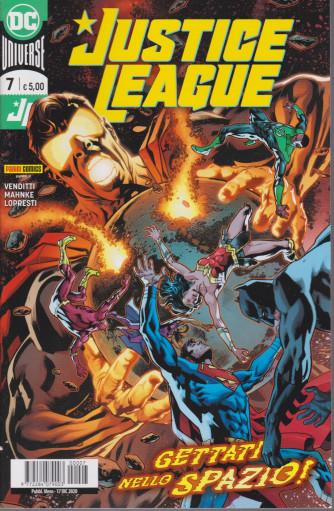 Justice League - Gettati nello spazio! - n. 7 - mensile - 17 dicembre  2020