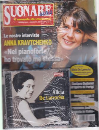 Suonare News - + cd -   n. 282 - mensile - maggio 2021 -