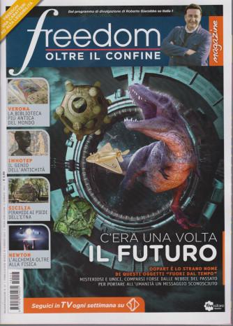 Freedom Magazine - Oltre il confine - n. 13 - mensile - febbraio 2021