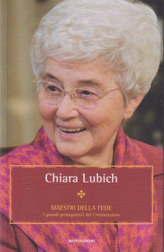 I Libri di Sorrisi 2 - n. 45- Maestri della fede -Chiara Lubich- 8/10/2021- settimanale - 127 pagine128 pagine