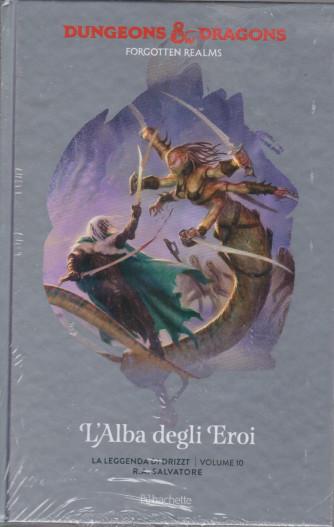 Dungeons & Dragons uscita n. 21 - 9/6/2021 - settimanale - copertina rigida