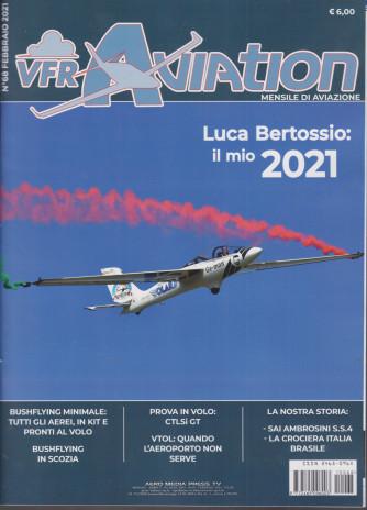 Vfr Aviation - n. 68 - febbraio  2021 - mensile