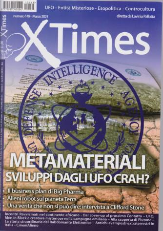 X Times - n. 149 - marzo 2021 - mensile