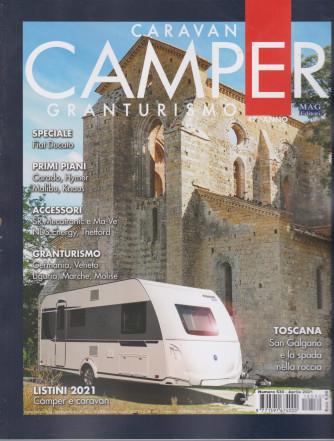 Caravan e Camper  - Granturismo - n. 530 -aprile  2021- mensile