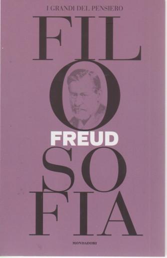 I grandi del pensiero - Filosofia - n. 8 - Freud  - 7/5/2021 - settimanale - 159 pagine