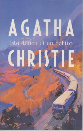 I grandi autori - n. 8 - Agatha Christie -Istantanea di un delitto - 16/2/2021- settimanale - 285 pagine