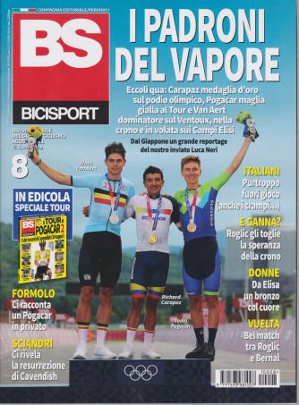 BS Bicisport - n. 8 - agosto 2021 - mensile
