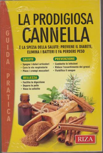 Le guide pratiche Riza - La prodigiosa cannella- n. 20 - gennaio - febbraio 2021