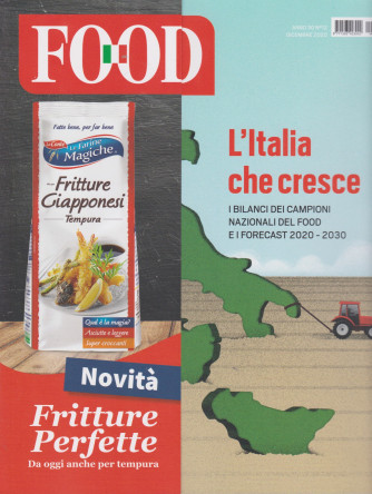 Food - n. 12 - dicembre  2020 - mensile