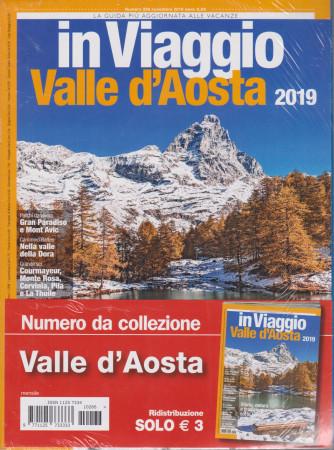 In Viaggio - Valle d'Aosta 2019 - n. 266 - novembre 2019