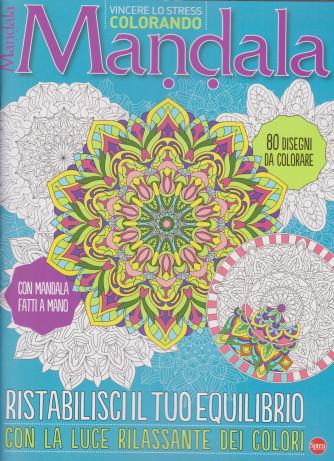 Color Relax Speciale Mandala - n. 7 - bimestrale -Aprile - maggio 2021