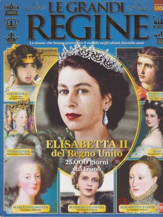 Conoscere la storia - Le grandi regine  - n. 9 - bimestrale - agosto - settembre 2021 -