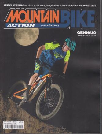 Mountain Bike Action - n. 1  - gennaio 2021 - mensile