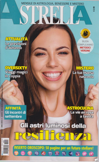 Astrella - n. 9 - mensile - agosto 2021