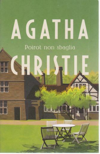 I grandi autori - n. 19 - Agatha Christie -Poirot non sbaglia -   4/5/2021- settimanale - 214  pagine