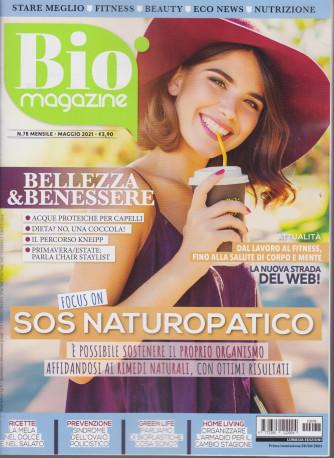 Bio Magazine - n. 78 - mensile -maggio 2021