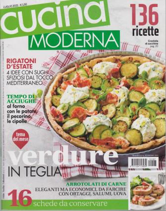 Cucina moderna - n. 7 - luglio 2021 - mensile - 136 ricette