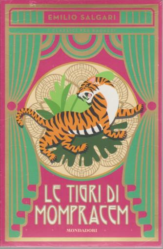 I classici per ragazzi - Le tigri di Mompracem - Emilio Salgari - n. 4 -
