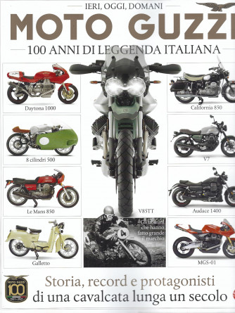 Moto Guzzi - n. 1 - bimestrale - settembre - ottobre 2021