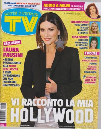 Sorrisi e Canzoni tv -n.  18 - settimanale -4 maggio 2021
