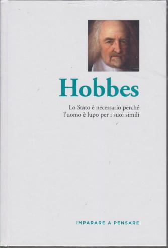 Imparare a pensare - Hobbes- n. 30 - settimanale -19/8/2021 - copertina rigida