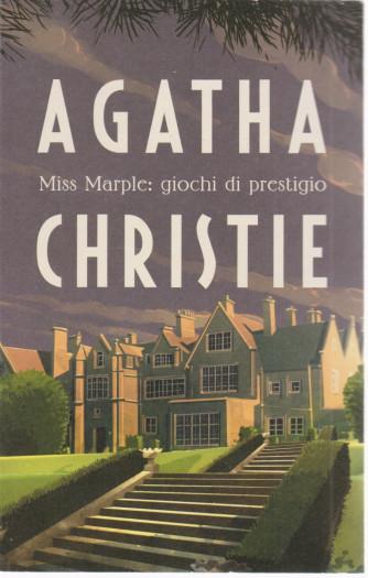 I grandi autori - n. 17 - Agatha Christie -Miss Marple: giochi di prestigio -   20/4/2021- settimanale - 209  pagine