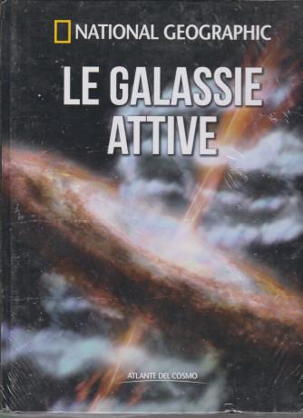 National Geographic   -Le galassie attive-  n. 20 - settimanale-262/2021 - copertina rigida
