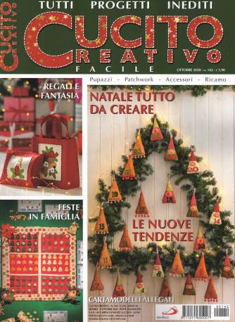 Cucito Creativo - n. 142 - ottobre 2020 - mensile